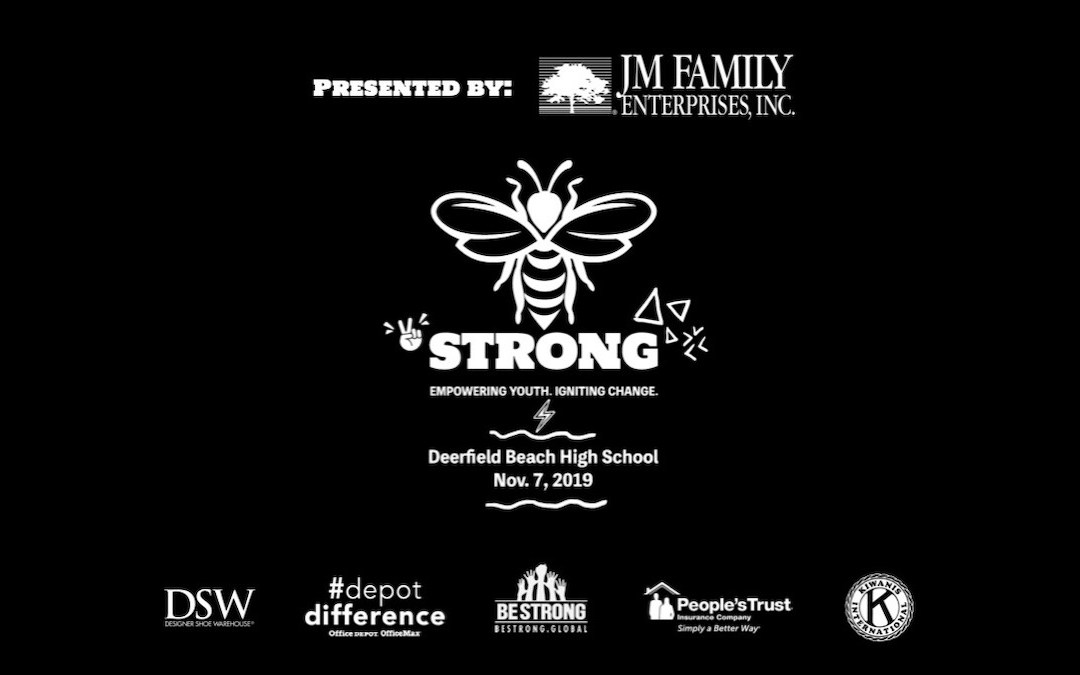 Be Strong Takeover Presented by JM Family Enterprises, Inc.