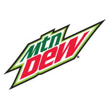 Be Strong Supporting Partner Logo » Mountain Dew
