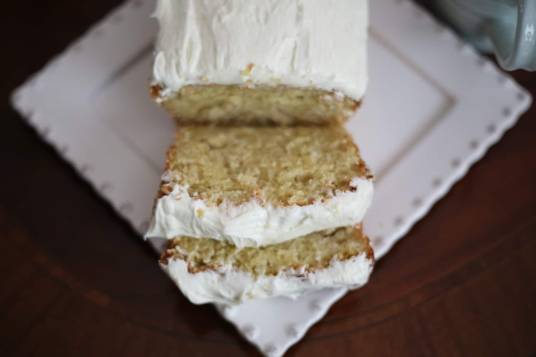 how to make cream cheese topping for banana cake