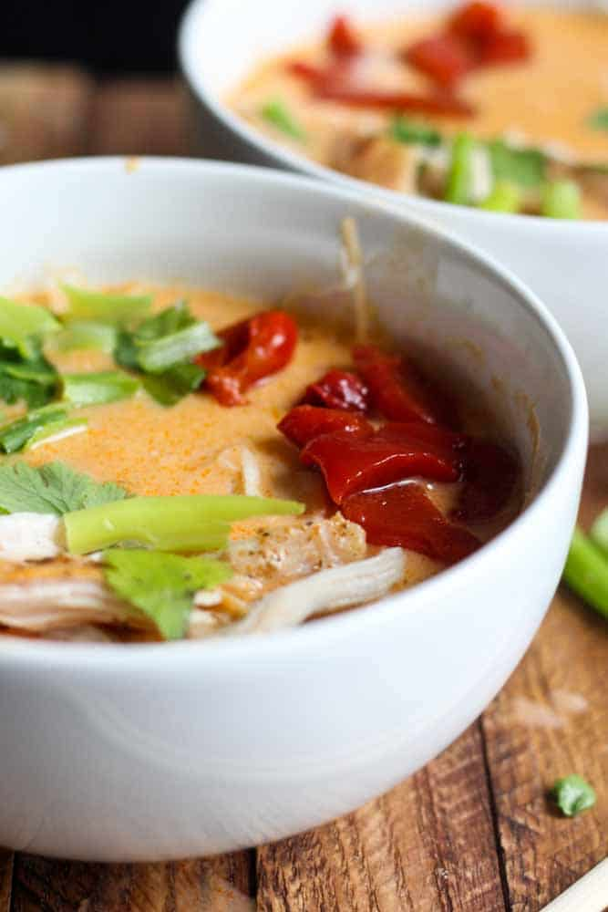 Thai Curry Pho | What Molly Made