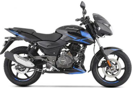 Blue and Black pulsar