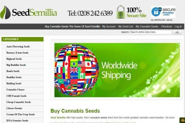 Seed Semillia seed bank review