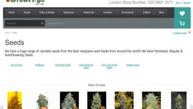 Photo of Grow High Seed Bank Review