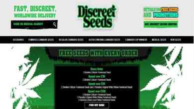 Photo of Discreet Seeds Review