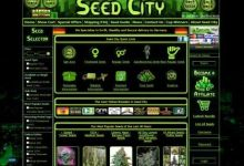 Photo of Seed City Seed Bank Review