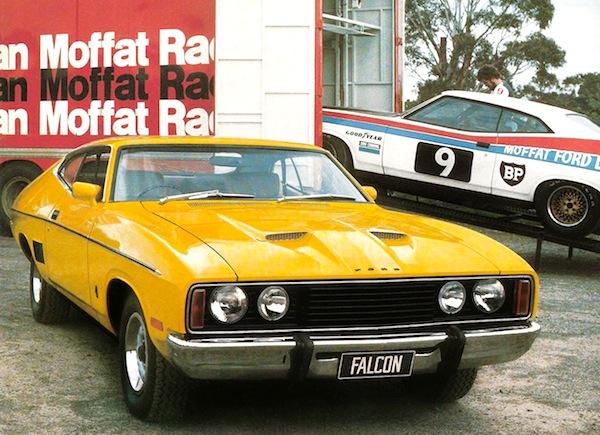 Ford Falcon Australia 1977