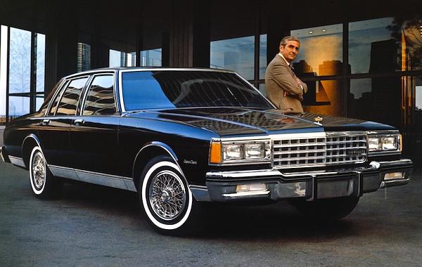 Usa 1978 Chevrolet Impala Caprice 1 Ford Fairmont Best