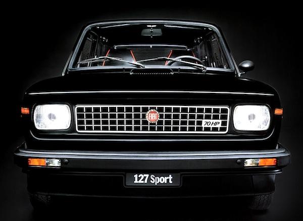 Fiat 127 Sport Italy 1978