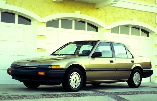 Honda Accord USA 1986