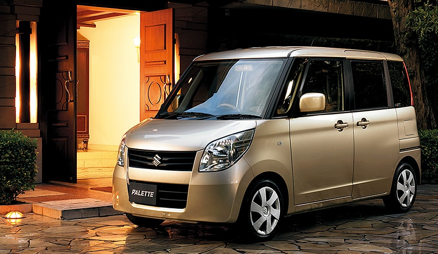 Japan Kei cars October 2010: Wagon R back on top - Best ...