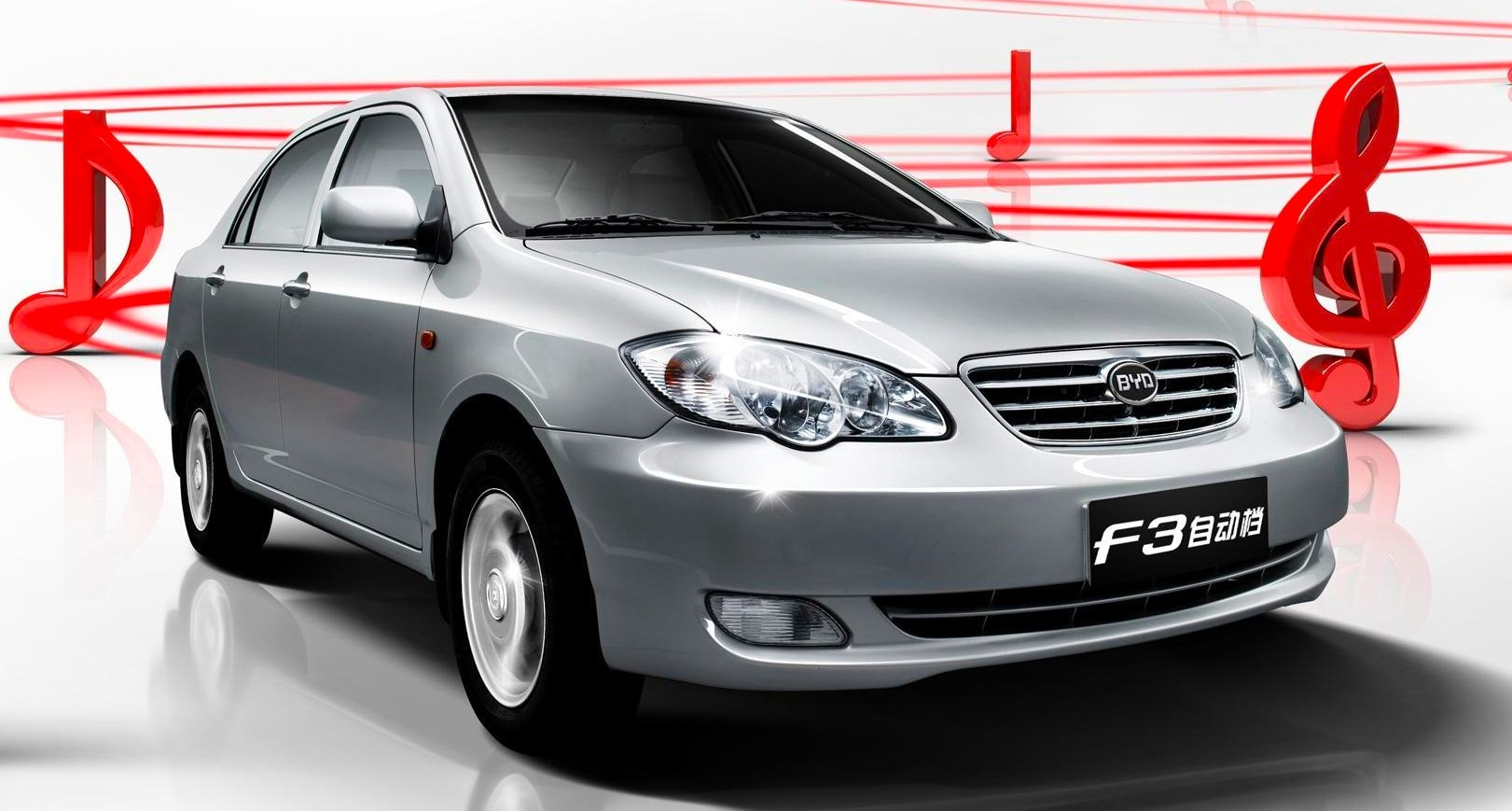 See the top 50 best selling models by clicking on the title - Byd F3