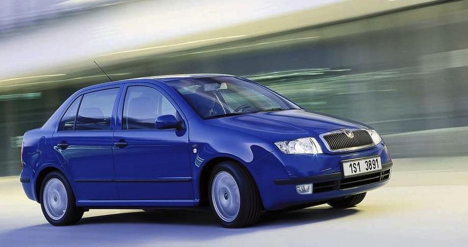 Auto Sale Czech Republic: Czech Republic 2003-2004: Fabia, Octavia & 206 On Top