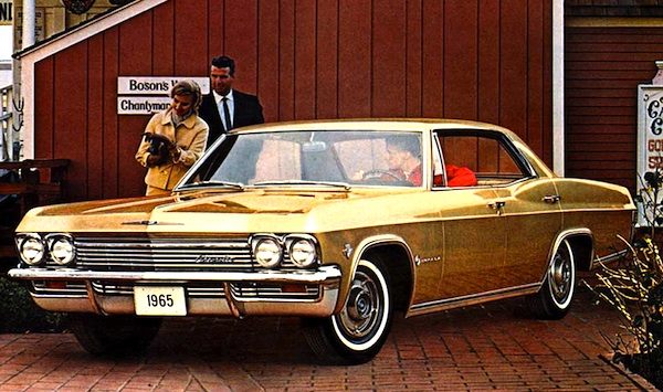 USA 1960 1970  Chevrolet Impala breaks records     Best Selling Cars Blog