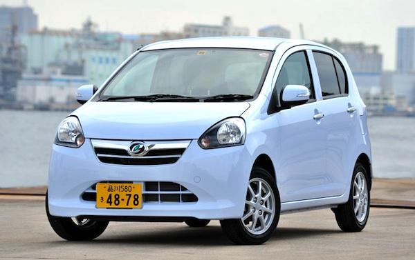 Japan Kei Cars October 2011 Daihatsu Mira Takes Off Best