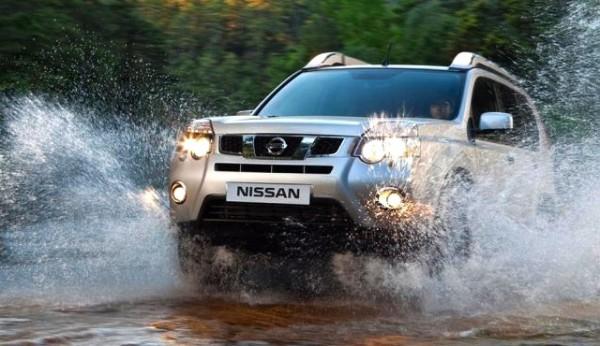 Nissan X-Trail Russia January 2014