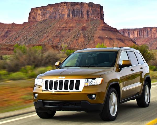 Jeep Grand Cherokee World 2012