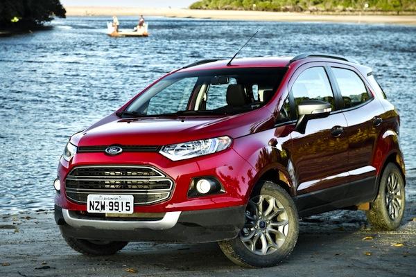 Ford Ecosport Argentina 2013