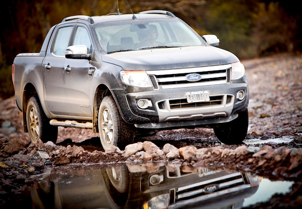 Ford Ranger New Caledonia