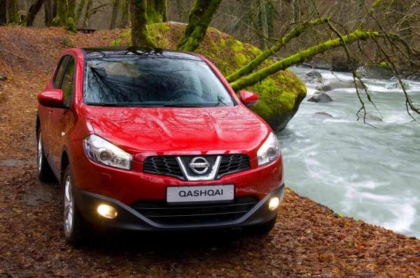 Nissan Qashqai Spain March 2013