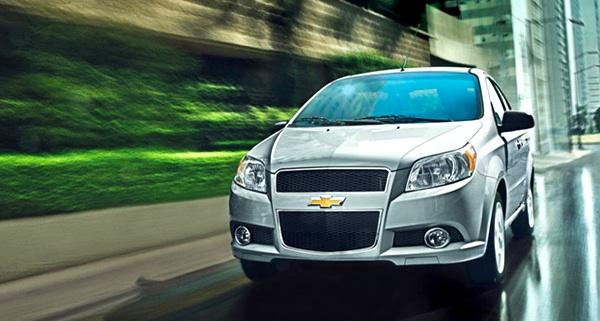 Mexico Full Year 2012 Chevrolet Aveo Nissan Versa Take Control
