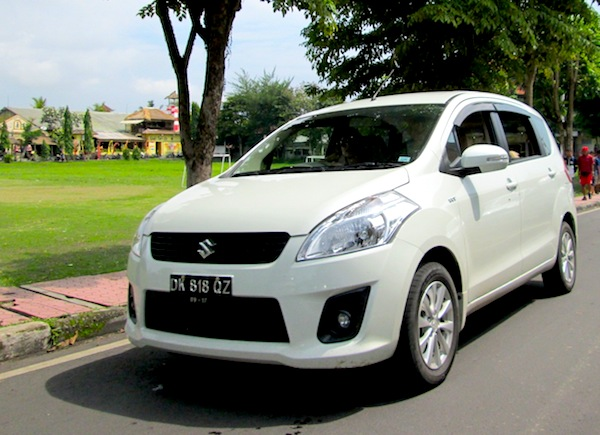 Suzuki Ertiga Indonesia 2013