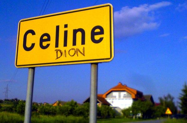 Celine Dion Crossing. Picture courtesy of Ultimateguitar.com