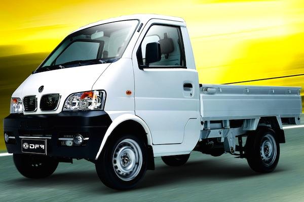 DongFeng Mini Pick-up Laos 2015