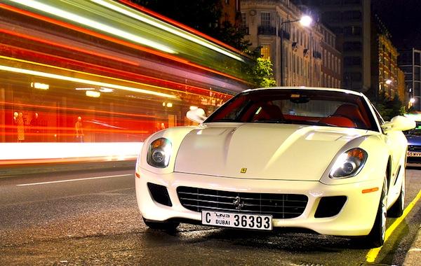 Ferrari Dubai. Picture courtesy of Ed Callow via Flickr
