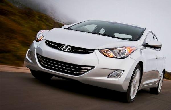 Hyundai Elantra Jordan June 2013