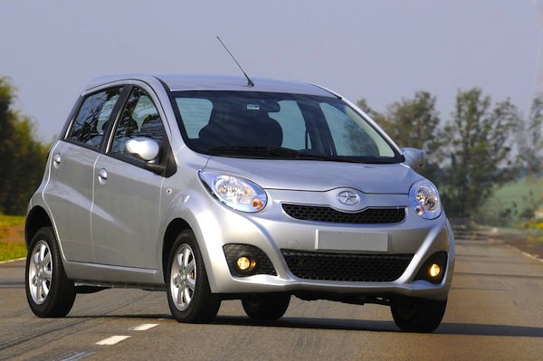 JAC J2 Brazil February 2013. Picture courtesy of autossegredos.com.br