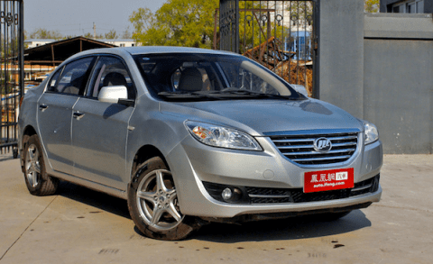 Lifan 720. Picture courtesy of auto.ifeng.com