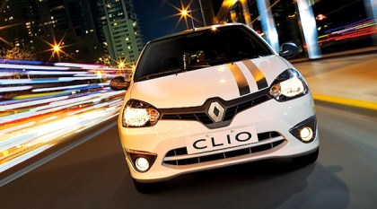 Renault Clio Mio. Picture courtesy of Renault Argentina
