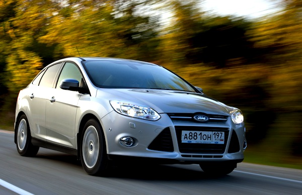 Ford Focus World 2012