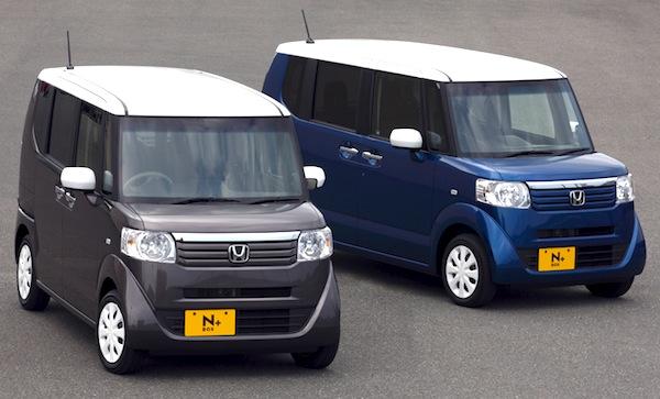Honda N-BOX Japan February 2013