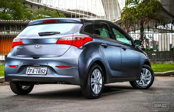 Hyundai HB20 Brazil February 2013b