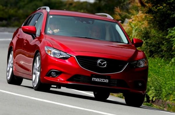 Mazda Atenza Japan February 2013