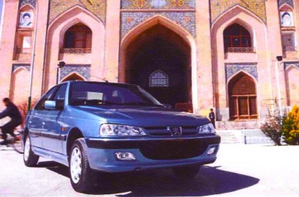 Peugeot Pars Iran September 2013