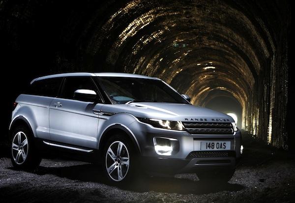 Range Rover Evoque Liechtenstein 2012