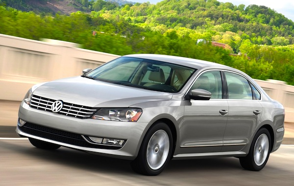 VW Passat Chattanooga