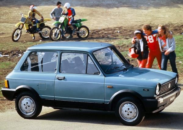 1984 Autobianchi A112