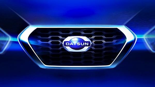 2013 Datsun grille