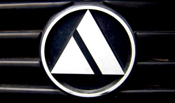 Autobianchi Logo. Picture courtesy of cartype.com