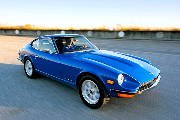 Datsun 240Z. Picture courtesy of modified.com
