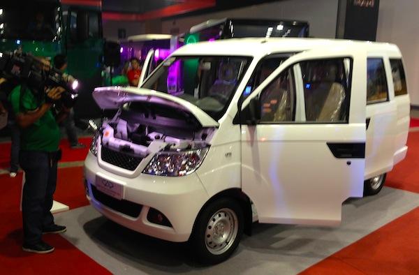 Manila Auto Show Chery3