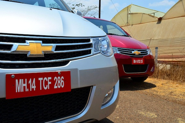 Chevrolet Enjoy World May 2013. Picture courtesy of motoroids.com