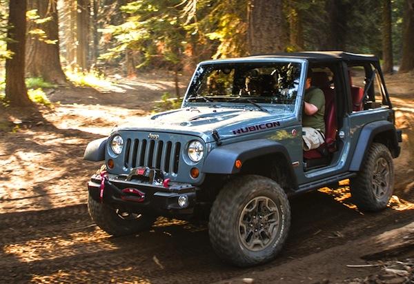 Jeep Wrangler Puerto Rico April 2013