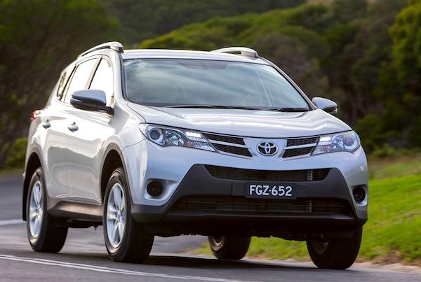 Toyota RAV4 2013