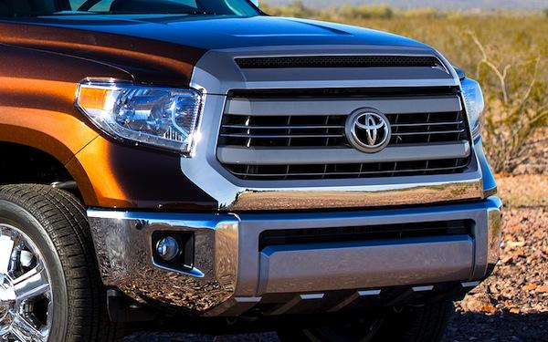 2014 Toyota Tundra USA June 2013
