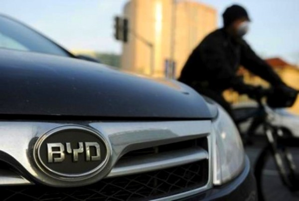 BYD. Picture courtesy of AFP:Getty Images:Peter Parks