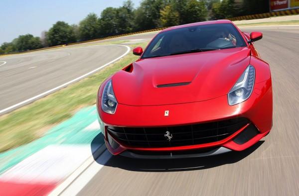 Ferrari F12 France May 2013